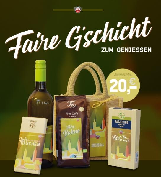 Faire G'schicht - Das Moosburger Genusstascherl