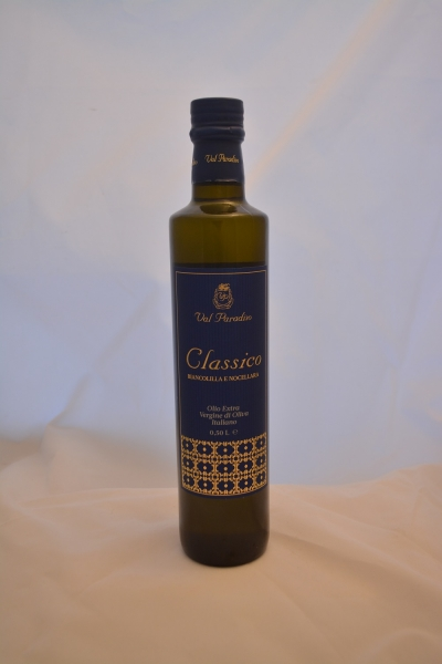 Olio Extra Vergine di Oliva Classico Biancolilla e Necellara