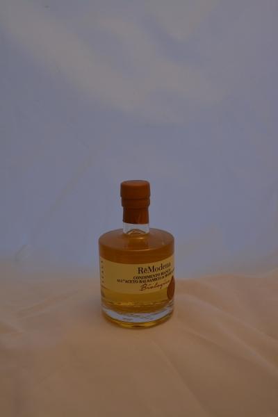 Condimento Bianco all'Aceto Balsamico di Modena IGP BIO