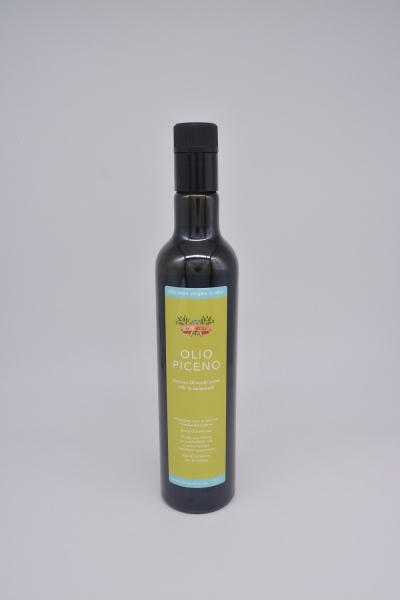 Olio Piceno - Olivenöl 0,5 Liter Flasche